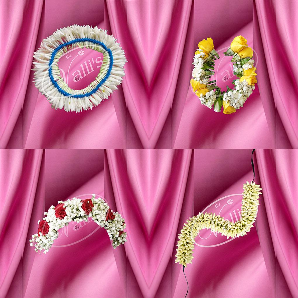 Floral Hair Piece (Veni)