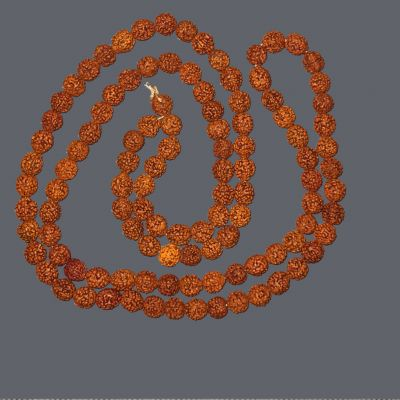 RO0015 Ruthracham 108 Beads Large 5 face