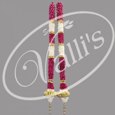 ADR0054 Rose Petal Open Garland