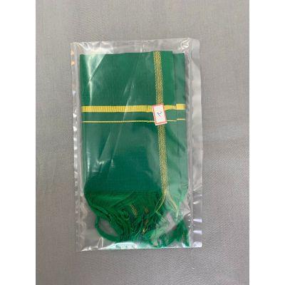 TT0010 Silk Vastaram Dark Green