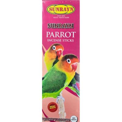 IS0019 Incense Stick Parrot