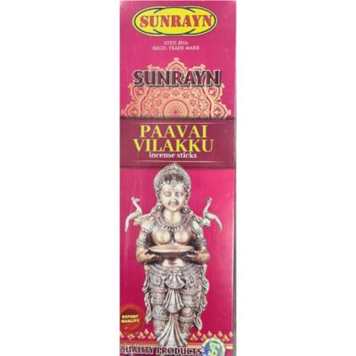 IS0025 Incense Stick Paavai Vilakku