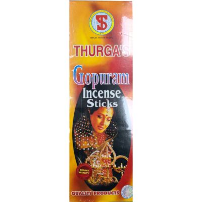 IS0043 Incense Stick Gopuram