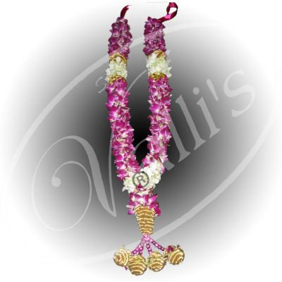 OD0005 Orchid Garland