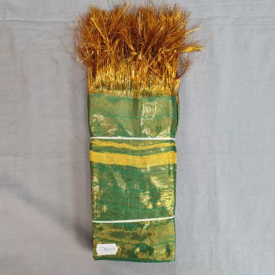 TN0011 Navagraga cloth Green