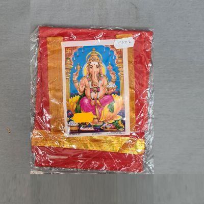 TM0005 Dhoti and Towel Mini Red